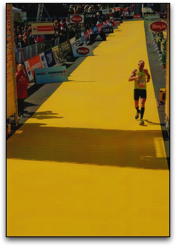 Vienna City Marathon 2013, Robert Glaser
